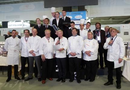 Equip 39 h tel 2014 ferrandi cole gagnante du concours for Ecole superieure de cuisine francaise