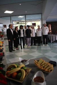 L 39 afpa de caen la formation h tellerie restauration a for Afpa cuisine formation