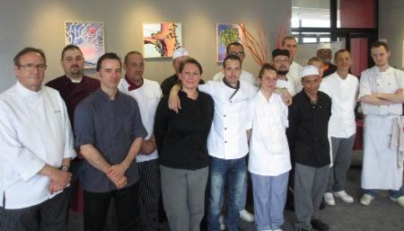 Cap Cuisine Les Stagiaires Du Greta Ont Aussi Leur Concours