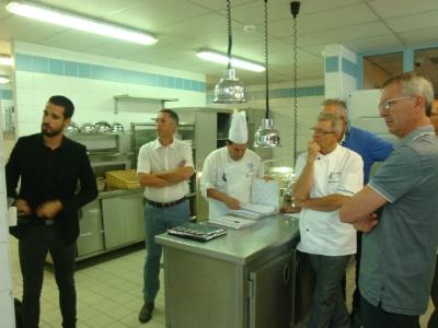 Le lyc e d 39 occitanie centenaire et connect - Formation cuisine toulouse ...