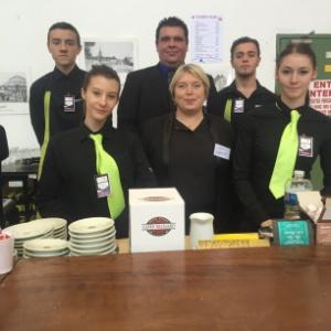 carrefour des métiers de bouche : les apprentis de la cci de ... - Cap Cuisine Poitiers