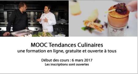 Ferrandi paris lance son nouveau mooc tendances culinaires for Mooc cuisine 2017