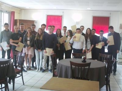 Le lyc e les portes de chartreuse participe au programme - Programme bac pro cuisine ...