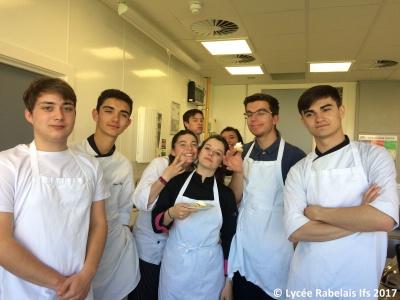 Ballade cossaise pour des l ves du lyc e rabelais d 39 ifs - Programme bac pro cuisine ...
