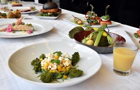 La spiruline cuisin e toutes les sauces au lyc e d 39 occitanie for Formation cuisine gastronomique