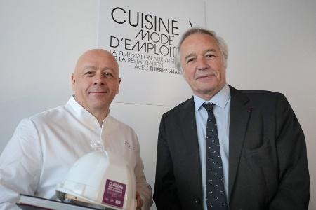 Cuisine mode d 39 emploi s dijon accueille ses premiers for Cuisine mode d emploi