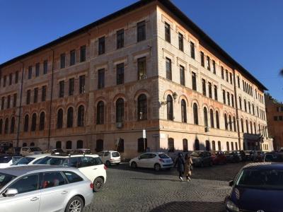 lycée Gioberti à Rome