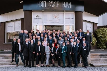 Les épreuves se sont déroulées au Lycée Savoie-Léman à Thonon-les-Bains.
