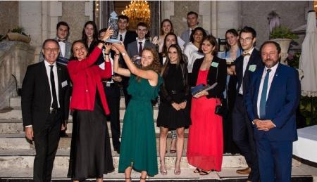 Louise Reeb et Emma Zanin, lauréates des trophées CDRE France 2020 et 2021