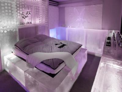 au kube une nuit du 31 d cembre compl tement givr e et vendue aux ench res sur ebay. Black Bedroom Furniture Sets. Home Design Ideas