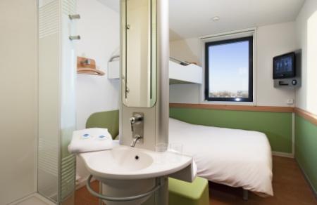 Un etap h tel pilote en conomie d nergie et en respect for Bamberg design hotel