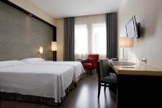 Avec nh lyon a roport nh hoteles veut grandir en france - Chambre de commerce espagnole en france ...
