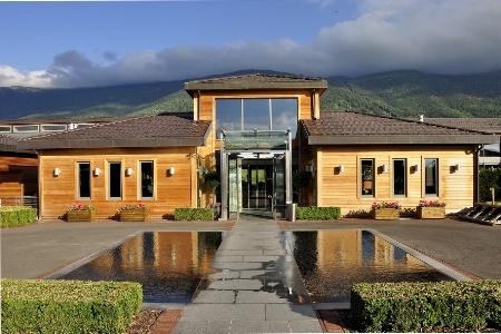 Le jiva hill park hotel gagne une 5e toile for Le jardin jiva hill