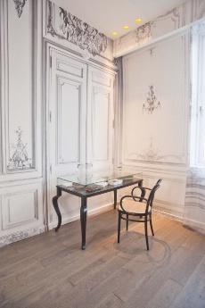 la maison des centraliens un h tel tr s particulier. Black Bedroom Furniture Sets. Home Design Ideas