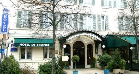 Vente de l 39 h tel de france best western bourg en bresse - Chambre de commerce de bourg en bresse ...