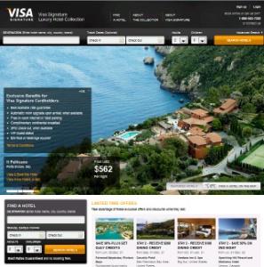 Visa luxury hotel collection des h tels de luxe pour for Visa hotel luxury collection