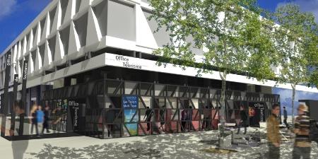 Nouvel office de tourisme pour la grande motte - Office du tourisme de la grande motte ...