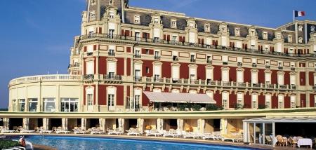 L 39 h tel du palais biarritz premier affili de l 39 orient - Table de capitalisation gazette du palais 2013 ...