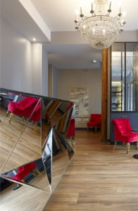 l 39 h tel mademoiselle reprend ses quartiers rue des petits h tels paris. Black Bedroom Furniture Sets. Home Design Ideas