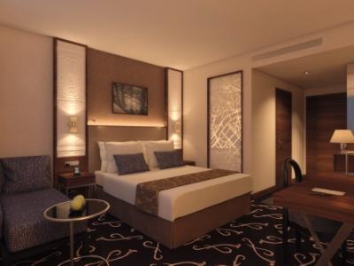 le m venpick h tel paris neuilly d voile ses nouvelles chambres. Black Bedroom Furniture Sets. Home Design Ideas