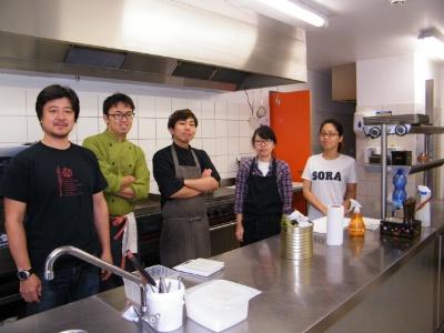 Restaurant Japonais Reuilly