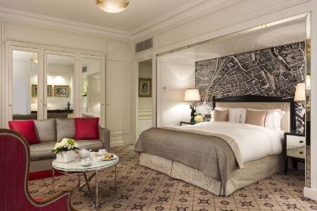 L\'hôtel San Régis choisit l\'art déco pour ses nouvelles chambres