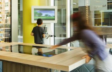 Play La Table Interactive De Novotel