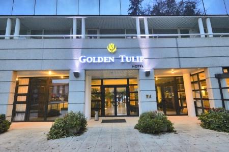 Le golden tulip d 39 aix les bains se positionne sur le - Restaurant la folie des grandeurs aix les bains ...