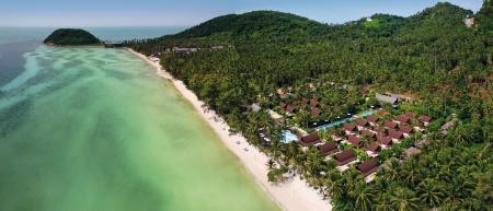 M venpick hotels resorts acc l re son d veloppement en - Complexe mandala beach villas koh samui en thailande ...