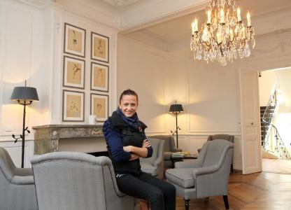 H tel de la villeon charme et luxe en toute discr tion - Hotel de la villeon ...
