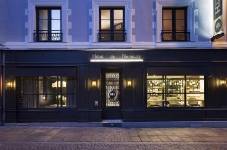L 39 h tel de nemours une nouvelle adresse rennes for Rennes boutique hotel