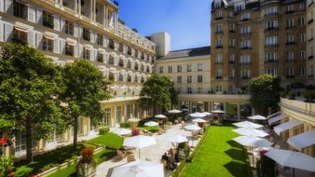 Le Bristol Paris Lu Meilleur H Tel De France Aux World
