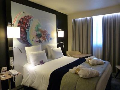 toulouse coup de frais sur le mercure saint georges. Black Bedroom Furniture Sets. Home Design Ideas