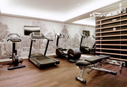proposer une salle de fitness une plus value pour son h tel. Black Bedroom Furniture Sets. Home Design Ideas