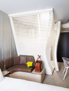 Déco : optimiser l\'espace dans une chambre d\'hôtel