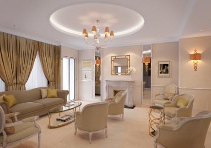 d co donner un coup de jeune au lobby sans se ruiner. Black Bedroom Furniture Sets. Home Design Ideas