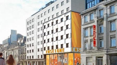 Rennes trois nouveaux h tels haut de gamme d 39 ici 2020 for Chambre de commerce de rennes 35
