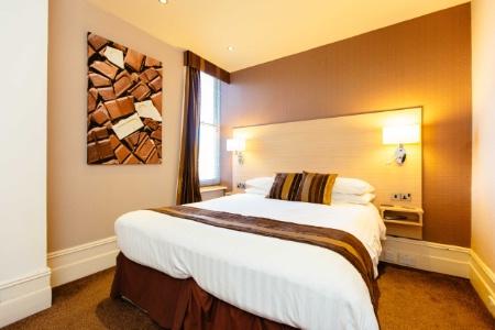Deux hôtels anglais font la part belle au chocolat.
