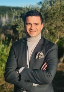 Sébastien Pisano, directeur général du pôle hôtellerie et tourisme de MDCV