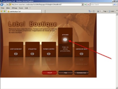 gratuits des outils d 39 aide la vente et des formations en ligne sur le site de cacao barry. Black Bedroom Furniture Sets. Home Design Ideas