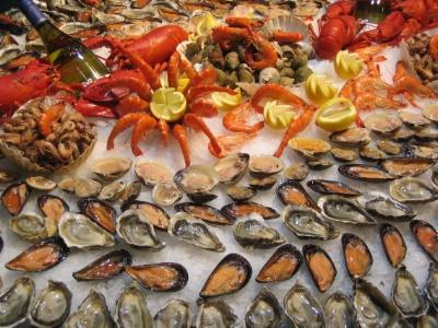 Japon : les fruits de mer pêchés présentent des taux élevés de radioactivité