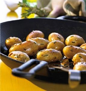 Les pommes de terre grenaille de ede ruy - Comment cuisiner les pommes de terre grenaille ...