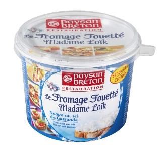 Paysan Breton propose deux nouvelles recettes de fromage fouetté dans AGRO paysan-breton