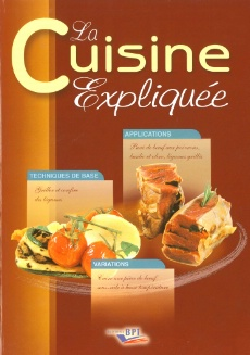 la cuisine expliqu e de gilles charles nomm meilleur livre de cuisine pour professionnels 2009. Black Bedroom Furniture Sets. Home Design Ideas