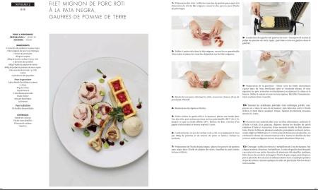 Extraits du livre le grand cours de cuisine un produit - Livre cuisine grand chef ...