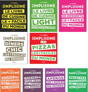 Simplissime la nouvelle collection d 39 ouvrages grand for Simplissime le livre de cuisine le plus facile du monde