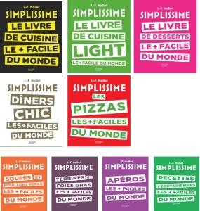 Simplissime la nouvelle collection d 39 ouvrages grand for Simplissime livre cuisine