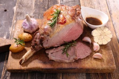 Cuisiner le gigot et l 39 paule d 39 agneau - Cuisiner les restes de gigot d agneau ...