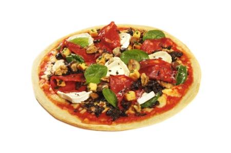 la bo te pizza propose une pizza by c dric b chade. Black Bedroom Furniture Sets. Home Design Ideas