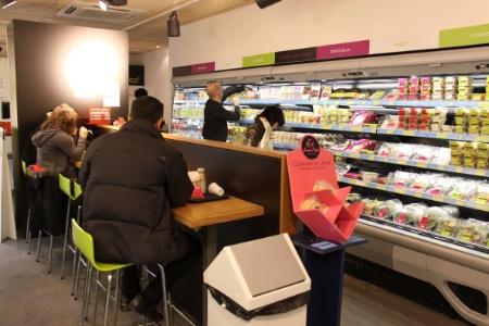 Avec dailymonop monoprix s 39 attaque la restauration rapide for Materiel de restauration rapide